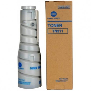 Toner, black, MINOLTA TN311
