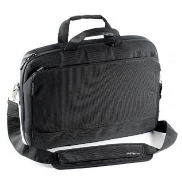 Geanta pentru laptop, 15'', material textil, negru, FELLOWES Thrio Basic