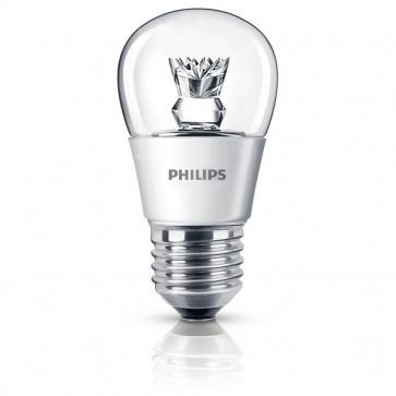 LED Lustra, 4 W (25 W), Soclu E27, Alb cald, PHILIPS