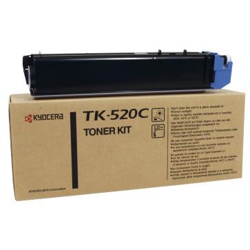 Toner, cyan, 4000 pagini, KYOCERA TK-520C