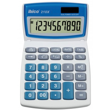 Calculator de birou, 10 digiti, IBICO 210X