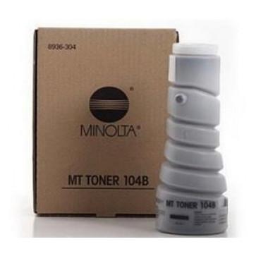 Toner, Black, KONICA MINOLTA MT-104B