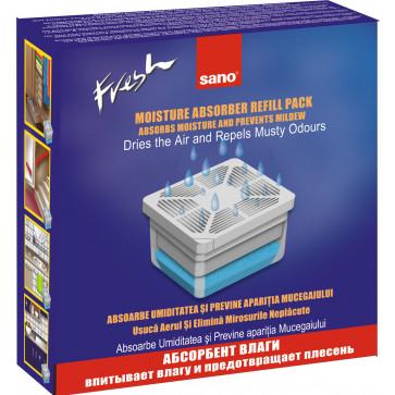 Rezerva pentru aparat antimucegai, 340gr, SANO Fresh Dampness Absorber