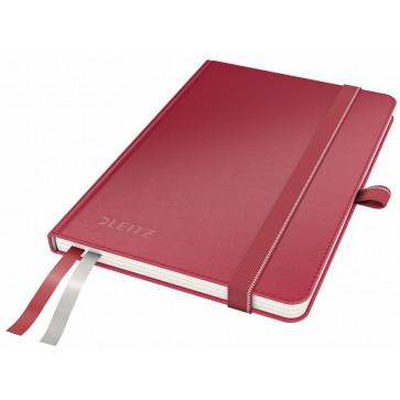 Caiet de birou, A4, matematica, rosu, LEITZ Complete