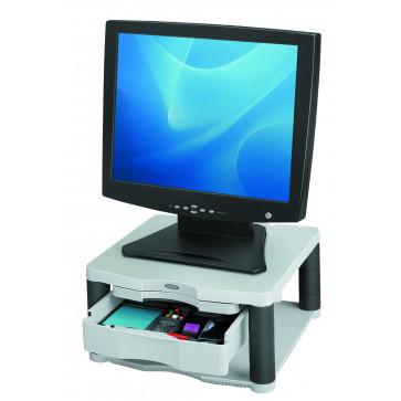Suport pentru monitor, alb, FELLOWES Premium