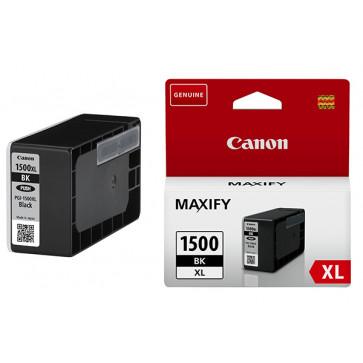 Cartus, black, CANON PGI1500XLB
