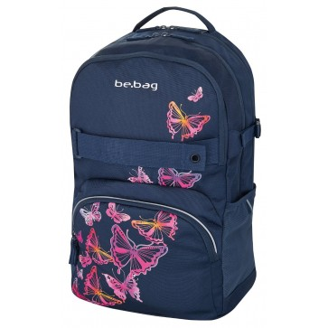 Rucsac ergonomic, HERLITZ Be.Bag Cube Butterfly