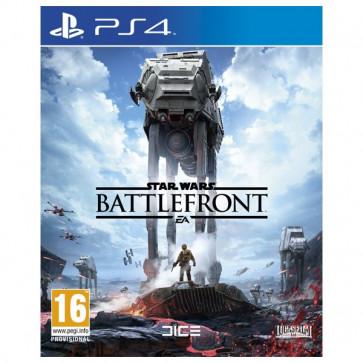 Star Wars - Battlefront PS4