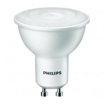 Spot LED, 2W (20 W), soclu GU10, Lumina naturala rece, PHILIPS
