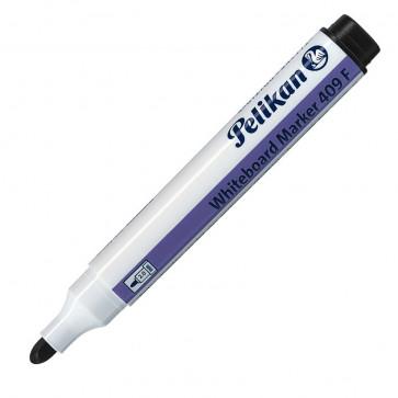 Marker pentru tabla magnetica (whiteboard), 2.0mm, negru, PELIKAN 409