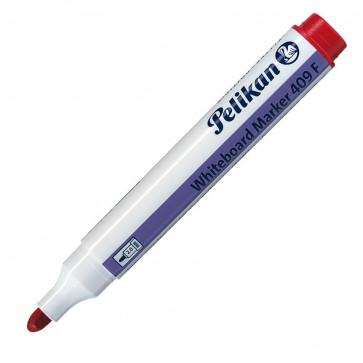 Marker pentru tabla magnetica (whiteboard), 2.0mm, rosu, PELIKAN 409
