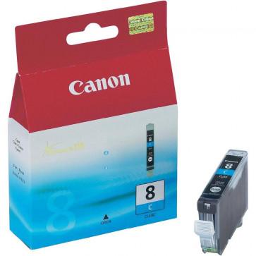 Cartus, cyan, CANON CLI8C