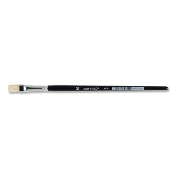 Pensula cu varf tesit, pentru ulei, nr. 10, KOH-I-NOOR