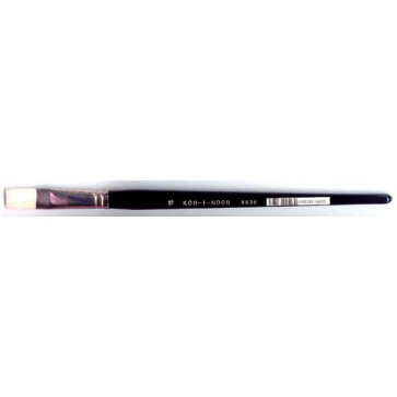 Pensula cu varf tesit, pentru ulei, nr. 20, KOH-I-NOOR