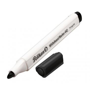Marker pentru tabla magnetica (whiteboard), 2mm, negru, PELIKAN 442