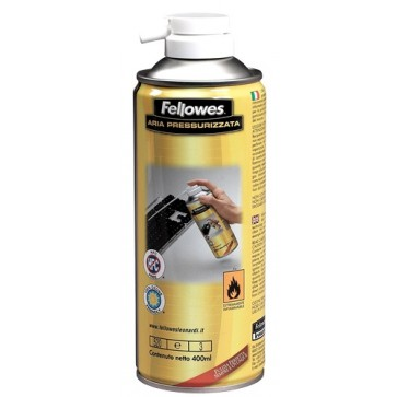 Spray cu aer comprimat, 400ml, FELLOWES