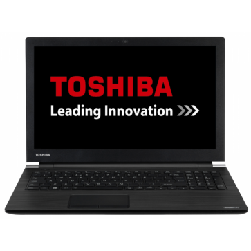 "Laptop TOSHIBA Satellite Pro A50-C-10F, 15.6"" FHD IPS, Procesor Intel® Core™ i7-5500U pana la 3.00 GHz, 8GB, 256GB SSD, No OS"