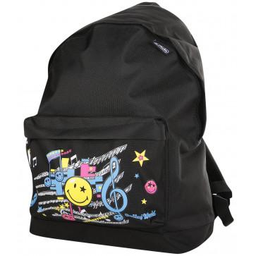 Rucsac ergonomic, HERLITZ Be.Bag Smiley World Pop