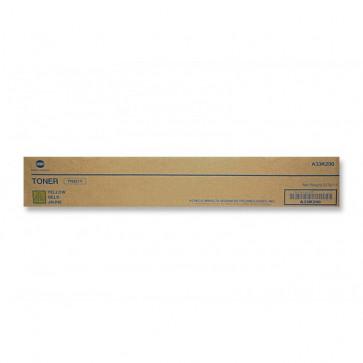 Toner, yellow, KONICA MINOLTA A33K250 TN-321Y