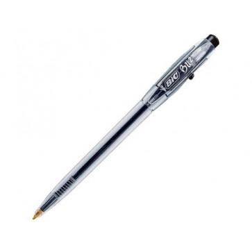 Pix cu mecanism, 1.0mm, negru, BIC Bu2