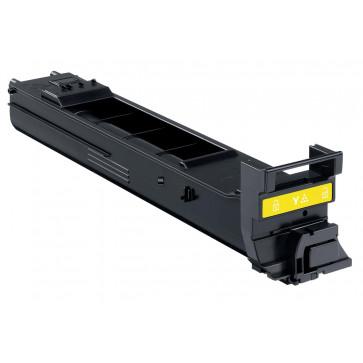 Toner, yellow, MINOLTA MC600S