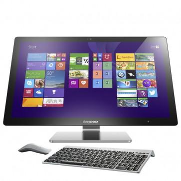 "Sistem All in One, 27"" Quad HD Touch Screen, Intel Core i7-4558U pana la 3.3GHz, 8GB, 1TB + 8GB cache, nVIDIA GeForce GTX 850A 2GB, Windows 8.1, LENOVO A740"