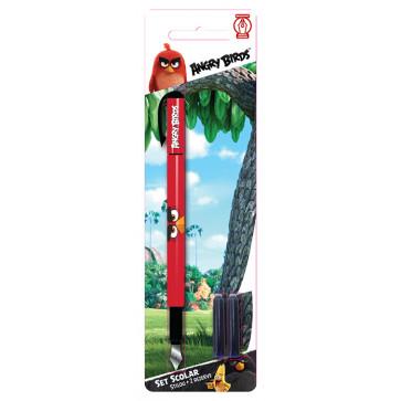 Stilou penita iridium + 2 rezerve, PIGNA Angry Birds