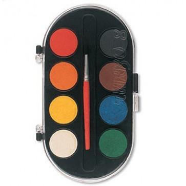 Acuarele 8 culori/set, TURBO 900