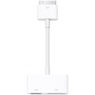 Adaptor digital audio-video APPLE MD098ZM/A, White