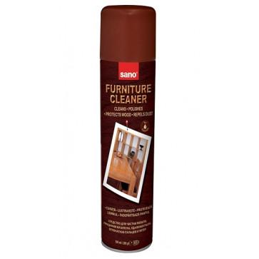 Spray cu silicon pentru mobila, 305 ml, SANO Furniture Aerosol