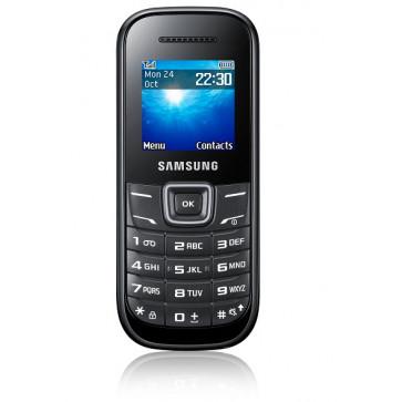 Telefon mobil, negru, SAMSUNG E1200