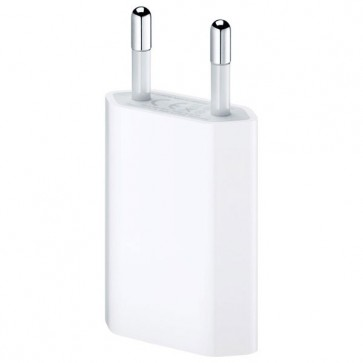 Adaptor alimentare 5W APPLE md813zm/a, White