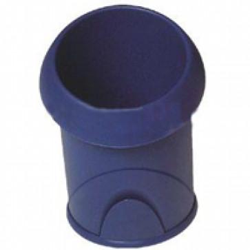 Suport de birou, cilindric, albastru, FELLOWES