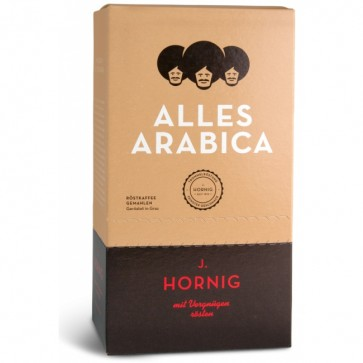 Cafea macinata, 500gr, J. HORNIG Alles Arabica