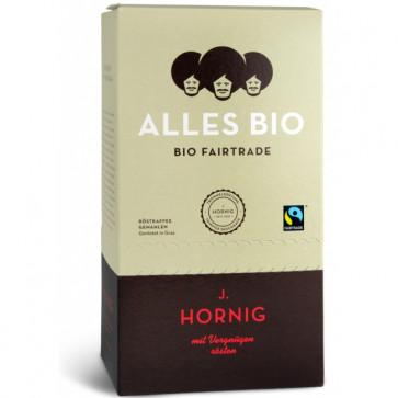 Cafea macinata, 500gr, J. HORNIG Alles Bio