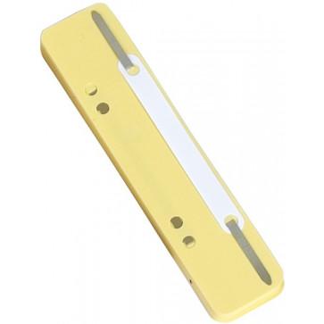 Alonja cu sistem de indosariere, sina metalica, galben, 25 buc./set, DONAU
