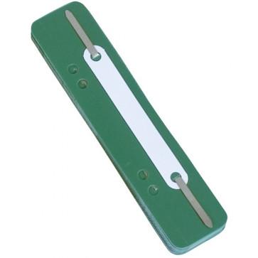 Alonja cu sistem de indosariere, sina metalica, verde, 25 buc./set, DONAU