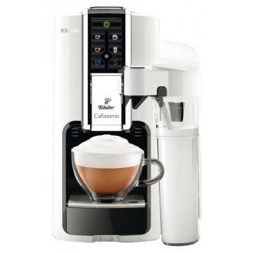Aparat de cafea, 1.0L, alb, 15 bar, Espressor Tchibo Cafissimo Latte