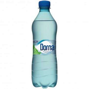 Apa minerala naturala, carbogazificata, 0.5L, DORNA
