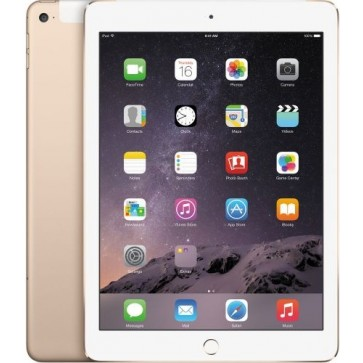 "APPLE iPad Air 2 16GB Wi-Fi + 4G Ecran Retina 9.7"", A8X, Gold"