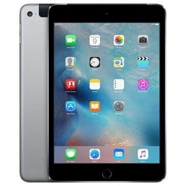 "APPLE iPad mini 4 128GB cu Wi-Fi + 4G, Dual Core A8, Ecran Retina 7.9"", Space Gray"