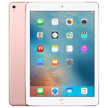 "APPLE iPad Pro Wi-Fi + 4G 128GB Ecran Retina 9.7"", A9X, Rose Gold"