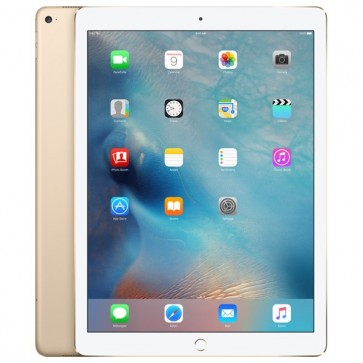 "APPLE iPad Pro Wi-Fi + 4G 256GB Ecran Retina 12.9"", A9X, Gold"