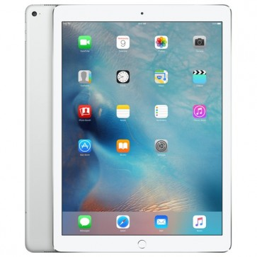 """APPLE iPad Pro Wi-Fi + 4G 256GB Ecran Retina 12.9"""", A9X, Silver"""