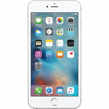 APPLE iPhone 6S Plus, 64GB, Silver