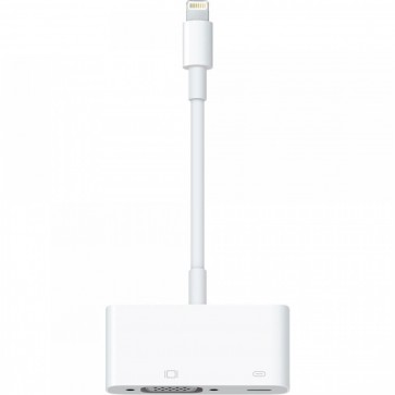 Adaptor APPLE Lightning to VGA Adapter, white