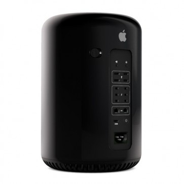 Apple Mac Pro Intel Xeon E5, 3.7GHz, Quad-Core, 12GB, 256GB SSD, 2 x AMD FirePro D300, Layout RO