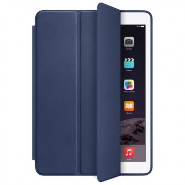 Husa APPLE Smart Case pentru iPad Air 2, Midnight Blue