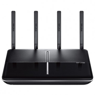 Router Wireless TP-LINK Archer C2600, Dual-Band 800-1733 Mbps, USB 3.0, negru