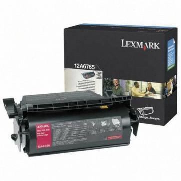 Toner, black, LEXMARK 12A6765